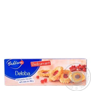 Печенье Бальзен Делоба 100г Германия - купить, цены на Novus - фото 1