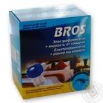 Bros Electrofumigator + Liquid from Mosquitoes 60 nights