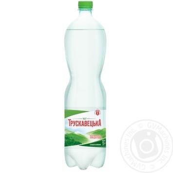 Truskavetska Natural Lightly Carbonated Mineral Water - buy, prices for Novus - image 1