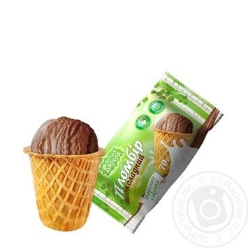 Belaya byaroza with chocolate ice-cream 77g - buy, prices for Furshet - image 1