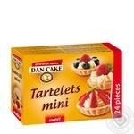 Тарталетки Dan Cake сладкие 200г