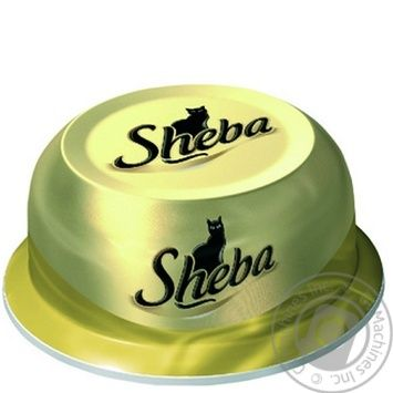 Cat food Sheba chicken saute 80g - buy, prices for Novus - image 1
