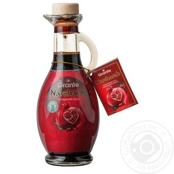 Sauce Grante Pomegranate sauce canned 350ml