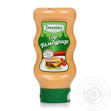 Соус Develey Гамбургер 410г