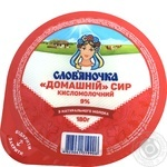 Slovianochka Cottage Cheese 9% 180g