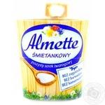 Сыр Hochland Almette сливочный 35% 150г - купить, цены на Novus - фото 1