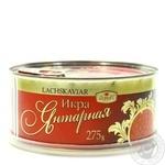 Ікра Ikroff Янтарна 275г - купити, ціни на Novus - фото 1