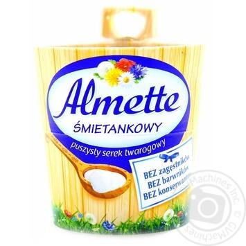 Сыр Hochland Almette сливочный 35% 150г - купить, цены на Novus - фото 2