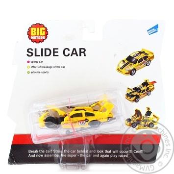 Big Motors Crash Test Machine Toy - buy, prices for CityMarket - photo 1