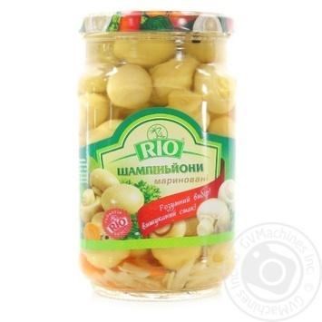Rio Pickled Champignons 690g - buy, prices for Novus - image 2