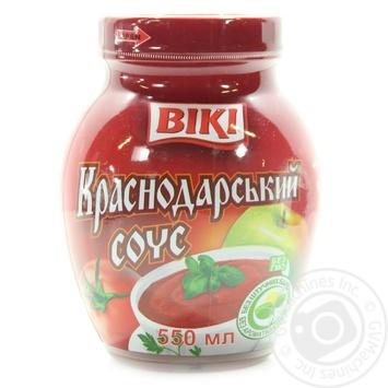 Соус Вікі Краснодарьский 450г - купить, цены на Novus - фото 2