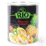 Фруктовый коктейль Рио 850мл Таиланд - купить, цены на Novus - фото 3