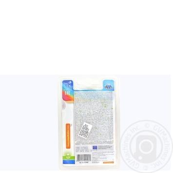Пустушка Canpol babies силіконова кругла 18міс+ - купити, ціни на МегаМаркет - фото 2