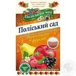Чай Поліський чай Поліський сад 20шт*2г - купити, ціни на Novus - фото 1
