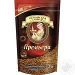 Кофе Петровская Слобода Премьера натуральный растворимый сублимированный 75г
