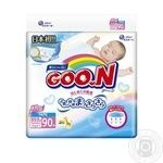 Goo.N Diapers for babies less 5 kgs SS size velcro tie unisex 90 pcs