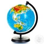Глобус d220мм Тетрада фізичний