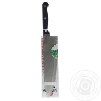Ніж Fackelmann Mega кухарський 32см - купити, ціни на CітіМаркет - фото 1