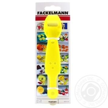 Ніж Fackelmann декоратор для овочів 49015 - купити, ціни на МегаМаркет - фото 1
