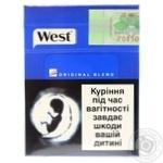 Сигареты West Blue 25 пачка