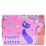 Пластилин Cool for school Sweet Kitten 8 цветов 160г