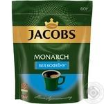 Кава Jacobs Monarch без кофеїну розчинна 60г - купити, ціни на Novus - фото 1