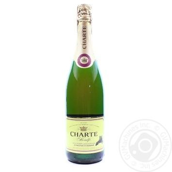 Напиток винный игристый слабоалкогольный АЗШВ Charte Komilfo Смородина розовый 0,75л - купить, цены на Novus - фото 1