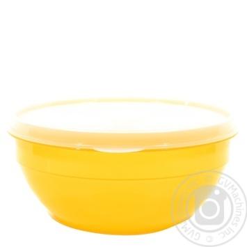 Ємкiсть для морозилки кругла MTM 0,9л - купить, цены на Novus - фото 1