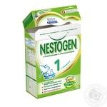 Dry infant milk formula Neastle Nestogen 1 with prebiotics for babies from birth 700g