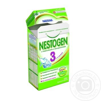 Смесь молочная Нестле Нестожен 3 сухая с пребиотиками для детей с 10 месяцев 350г