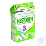 Смесь молочная Нестле Нестожен 3 сухая с пребиотиками для детей с 12 месяцев 2х350г