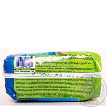 Трусики-подгузники Хаггис Литтл Свимерс 3-4 12шт - купить, цены на Восторг - фото 4