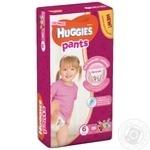 Huggies Diaper pants for girls 15-25kg 36pcs
