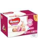 Diaper Huggies Pants for girls 6-11kg 88pcs