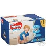 Diaper Huggies Pants for children 9-14kg 72pcs