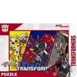 Пазлы Step Puzzle Трансформеры в ассортименте 260 элементов