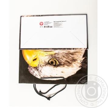 Пакет Креатив-принт Креатив А подарунковий 26x32x10 - купити, ціни на Фуршет - фото 2
