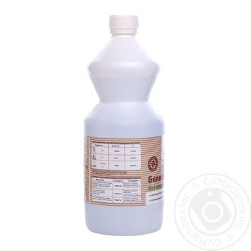 Белизна Tortilla без хлора с антибактериальным действием 850мл - купить, цены на Novus - фото 3