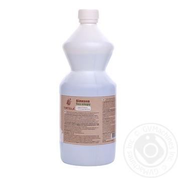 Белизна Tortilla без хлора с антибактериальным действием 850мл - купить, цены на Novus - фото 4