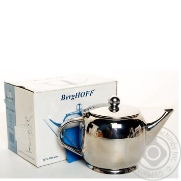 Чайник заварювальний BergHOFF 10,7*10,6см 0,6л 1106717А - купити, ціни на Novus - фото 4