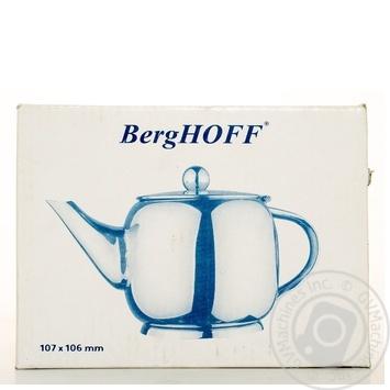 Чайник заварювальний BergHOFF 10,7*10,6см 0,6л 1106717А - купити, ціни на Novus - фото 6