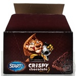Candy bar Start grain with cocoa 25g