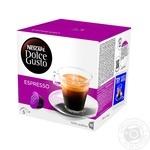 Кофе Nescafe Dolce Gusto Эспрессо в капсулах 16*6г