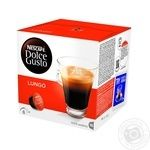 Nescafe Dolce Gusto Café Lungo Coffee in capsules 16*7g