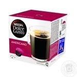 Кофе Nescafe Dolce Gusto Американо в капсулах 16*10г