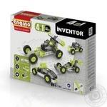 Конструктор серии Inventor 4в1 Автомобили Engino