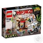 Конструктор Погоня містом LEGO 70607