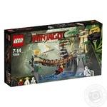 Конструктор Lego Мастер Фолс 70608 шт