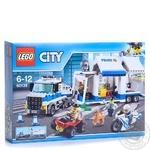 Конструктор Lego Мобильный командный центр 60139