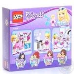 Конструктор Lego Тістечка для друзів Стефані 41300